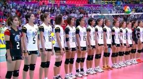วอลเลย์บอลชนะแล้ว : ความสุขของคนไทย
